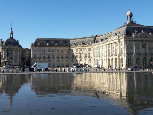 Château Haut de Lerm livraison des vins sur la métropole de Bordeaux